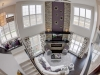 Birds eye view of the main living area in Celebration Homes single family showhome at Starling at Big Lake