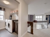 Second floor laundry in Celebration Homes single family showhome