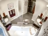 Master bath in Celebration Homes single family showhome at Starling at Big Lake