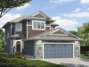 Exterior rendering of Kirkland Master Builders Single Family Homes at Starling at Big Lake