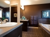 Master bath within Kirkland Master Builders Single Family showhome at Starling at Big Lake