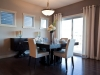 Dining area in Kirkland Master Builders Single Family showhome at Starling at Big Lake